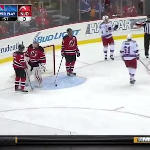 NY Rangers Rangers at New Jersey  Devils - 10/21/2014