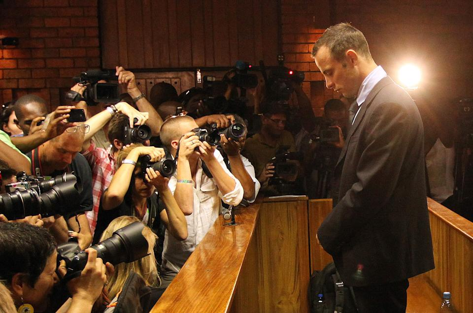 Pistorius granted bail pending murder trial