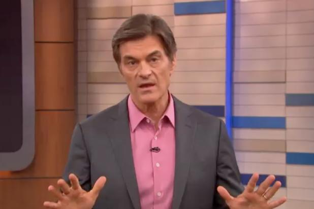 Dr. Oz Enlisted By NYPD to Train Cops to Take Better Care of Themselves