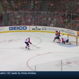 Roberto Luongo Save on Patrik Elias (16:19/1st)