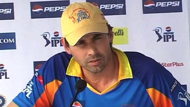 Chennai Super Kings pre-match press conference