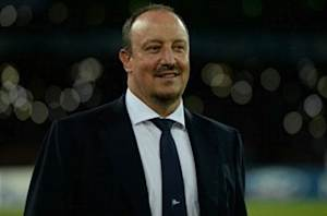 Benitez: Napoli will only get better
