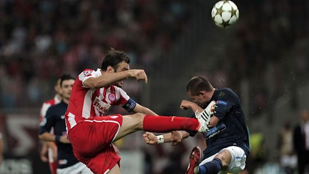 Champions League Montpellier Olympiakos
