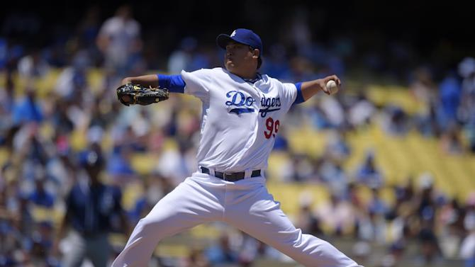Dodgers beat Padres 1-0 for 2nd straight day
