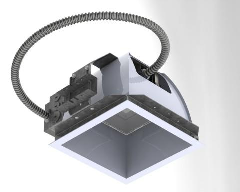 TERRALUX LED Downlight Fixtures and LED Retrofit Kits with Battery Backup Now in Mass Production