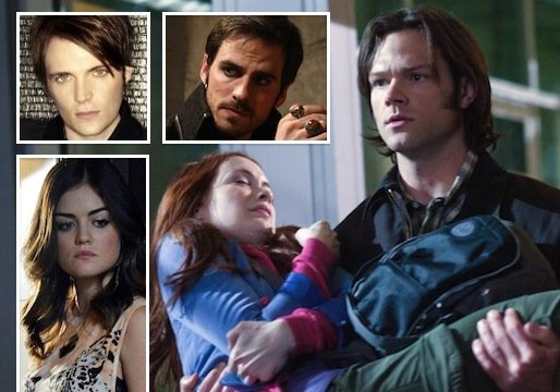 Matt's Inside Line: Scoop on Supernatural, Once Upon a Time, Arrow, Liars, Homeland and More