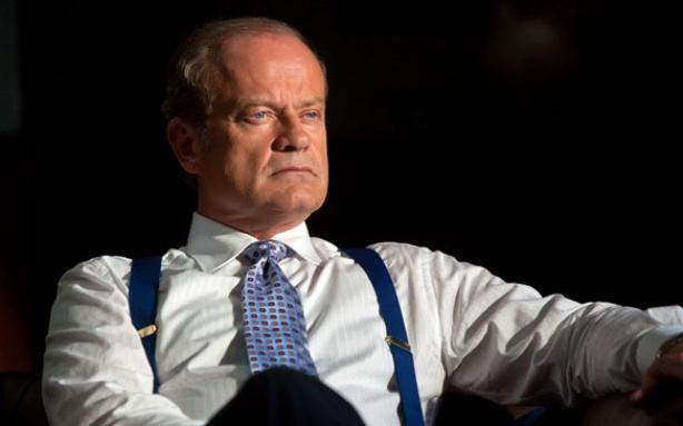 Kelsey Grammer Extends Term as 'Boss'; Bunnies Bumped by Parents