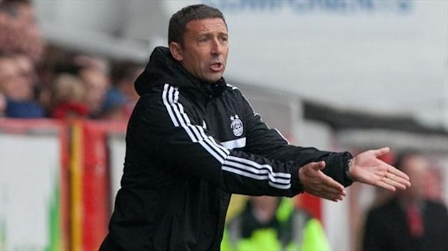 Derek McInnes insists Aberdeen will not be taking Falkirk lightly