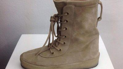 Photos of Kanye's Yeezy Season 2 Boots Leak Online
