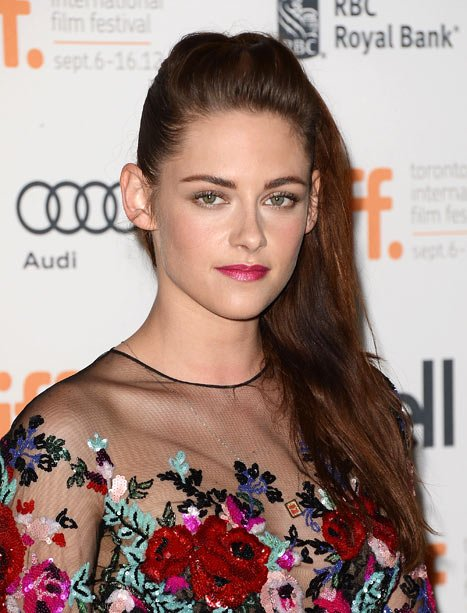 Kristen Stewart: Robert Pattinson …