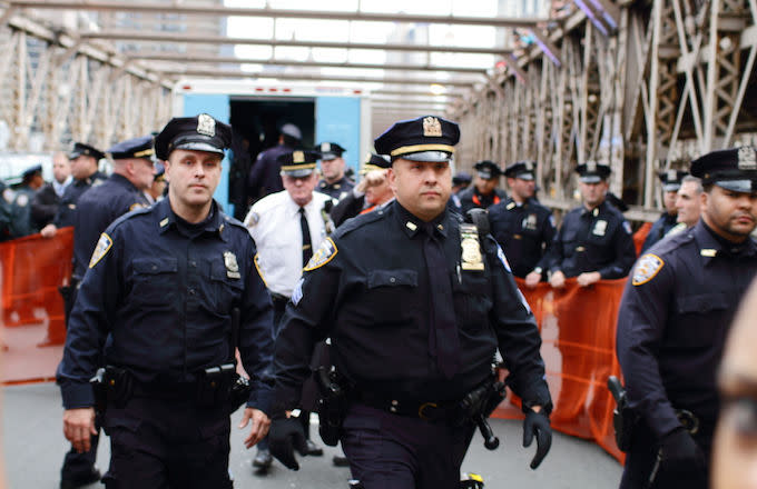 Cops Must Report Any Use of Force Under New NYPD Rules