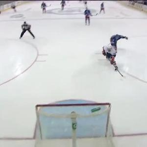 Michael Grabner seals it for the Islanders