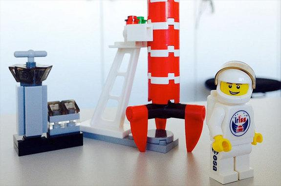 LEGO to Launch: Astronaut from Denmark Taking Danish Toys to Space Station