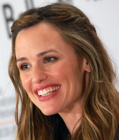 "Jennifer Garner shared a little too much on ""Ellen"" the other day."