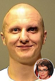 Jared Lee Loughner, Gabrielle Giffords | Photo Credits: Pima County Sheriff/Getty Images,  Alex Wong/Getty Images