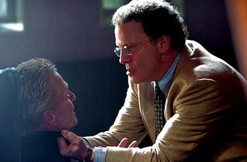 Michael Douglas and Albert Brooks in Warner Bros. The In-Laws