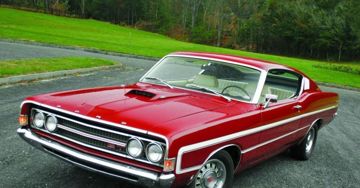 6 Memorable Models From The Age of Muscle Cars