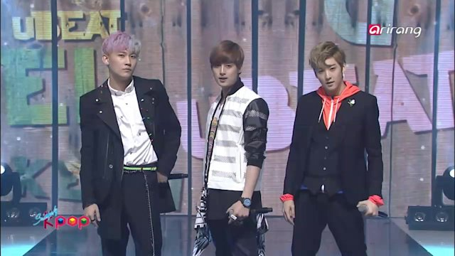 Simply K-Pop : uBEAT - Should Have Treated You Better