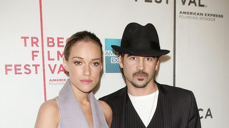 9th Annual Tribeca Film Festival 2010 Colin Farrell Alicja Bachleda