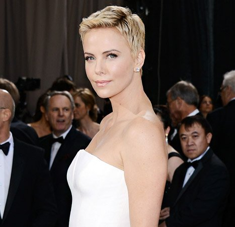 Charlize Theron Planning to …