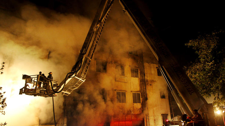 APNewsBreak: Dhaka factory lost fire certification