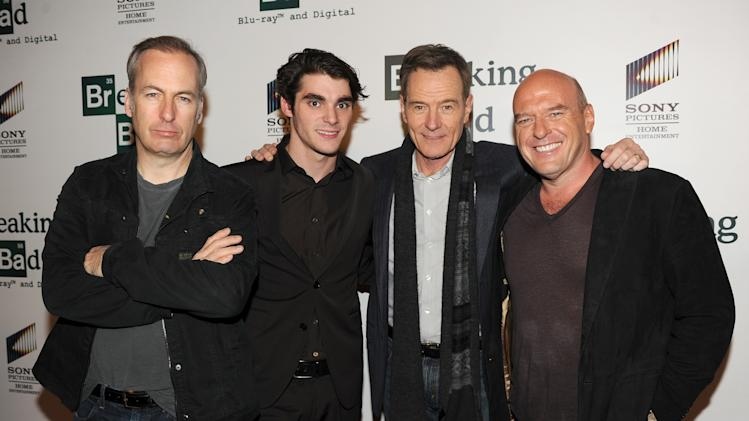 """No Half Measures: Creating The Final Season Of Breaking Bad"" DVD Launch - Red Carpet"
