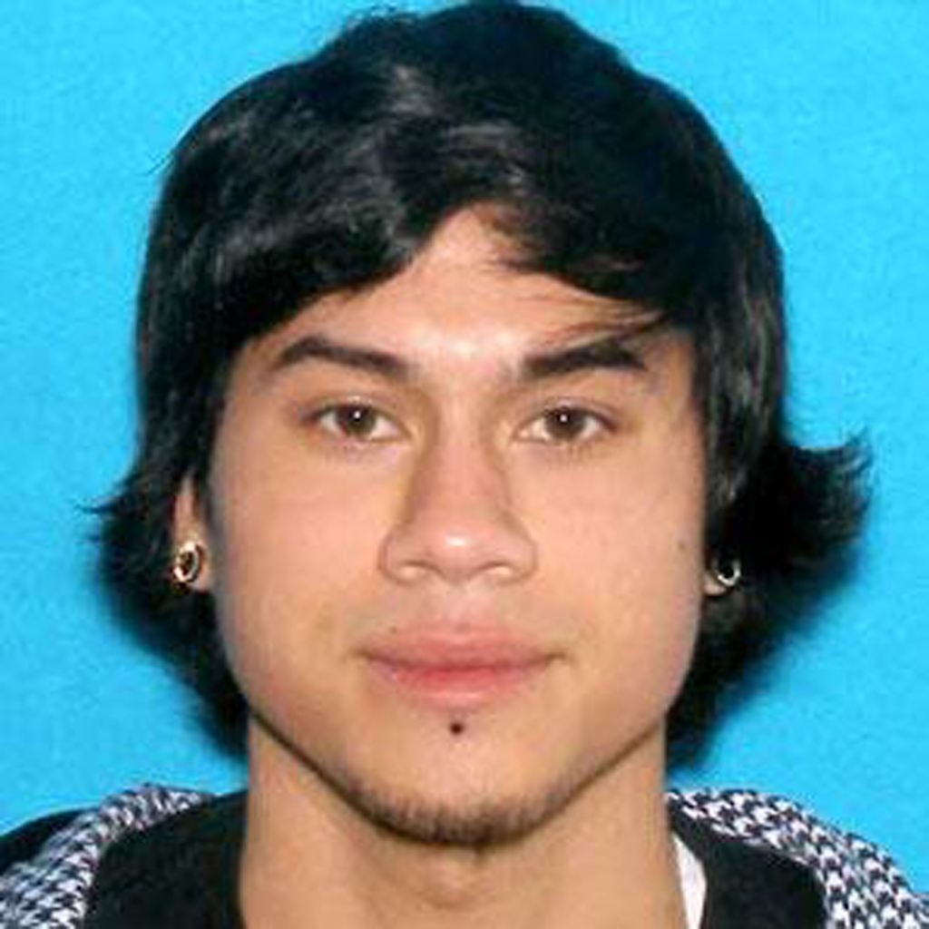 Jacob Tyler Roberts, 22, identified as police as the suspect in Tuesday's shooting at the Clackamas Town Center shopping mall, is seen in this undated picture released by the Clackamas County Sheriff's Office December 12, 2012.