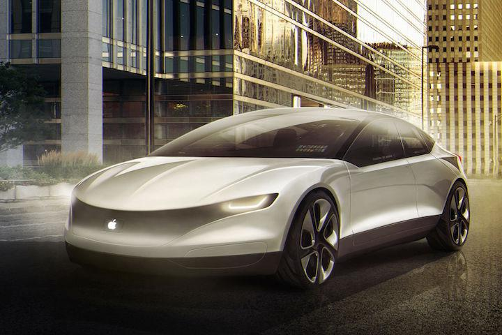 Could This Be The Apple Car?