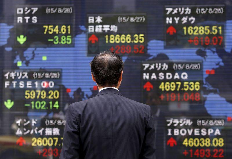 Global stocks enjoy relief rally ahead of ECB, but investors wary