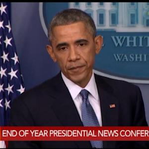 Obama: Sony Made a Mistake Pulling 'The Interview'