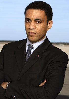 "Harry J. Lennix ABC's Commander In Chief <a href=""/baselineshow/4790385"">Commander-in-Chief</a>"