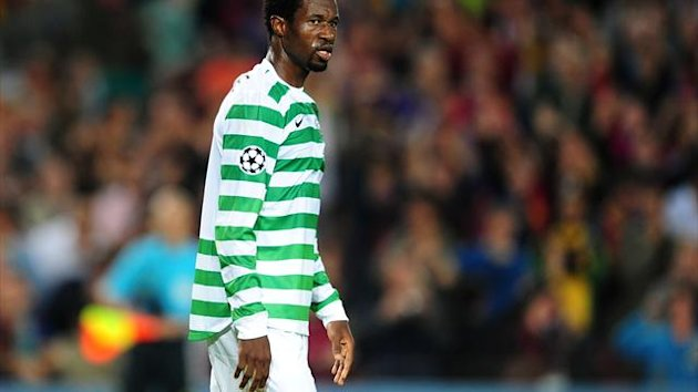 Efe Ambrose missed Celtic&#39;s best chance to score against Juventus