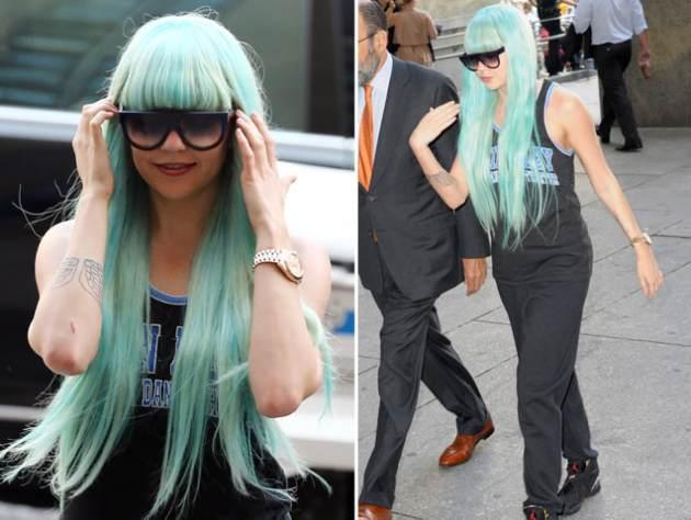 Amanda Bynes attends an appearance at Manhattan Criminal Court on July 9, 2013 in New York City -- Getty Images