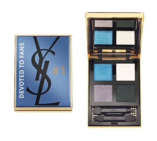 The Yves Saint Laurent Pure Chromatics Devoted To Fans palette