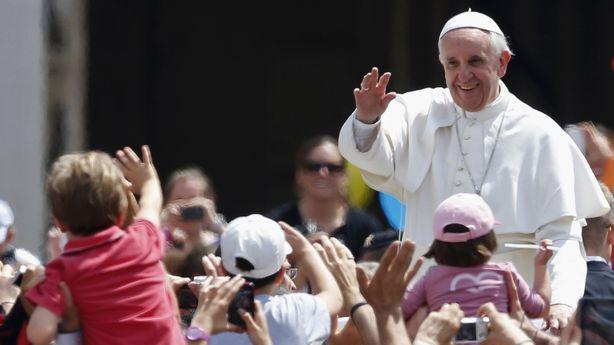 Pope Francis Names 800 New Saints In One Go