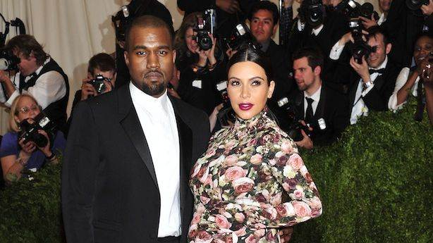 It's a Girl for Kim and Kanye
