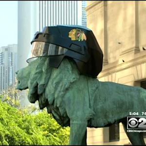 Chicago Showing Blackhawks Spirit Ahead Of Stanley Cup Final