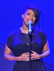 Singer Lianne La Havas performs at &quot;Play It Forward: A Celebration of Music&#39;s Evolution and Influencers&quot; at the Grammy Foundation&#39;s 15th Annual Music Preservation Project, Thursday, Feb. 7, 2013, in Los Angeles. (Photo by Vince Bucci/Invision/AP)