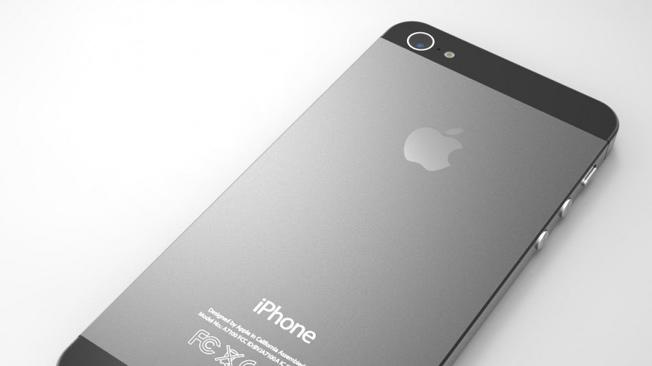 Here comes the iPhone 5