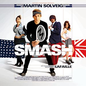 "This CD cover image released by Big Beat Records shows the latest release by Martin Solveig, ""Smash."" (AP Photo/Big Beat Records)"