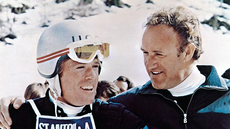 Five Favorite 70s movies Downhill Racer