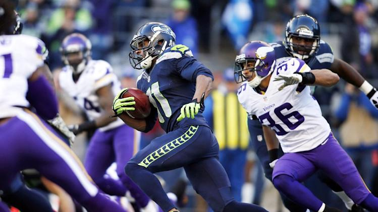 Seahawks hit bye week the best in NFL