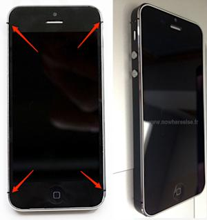 iPhone 5 photos leak before Apple event