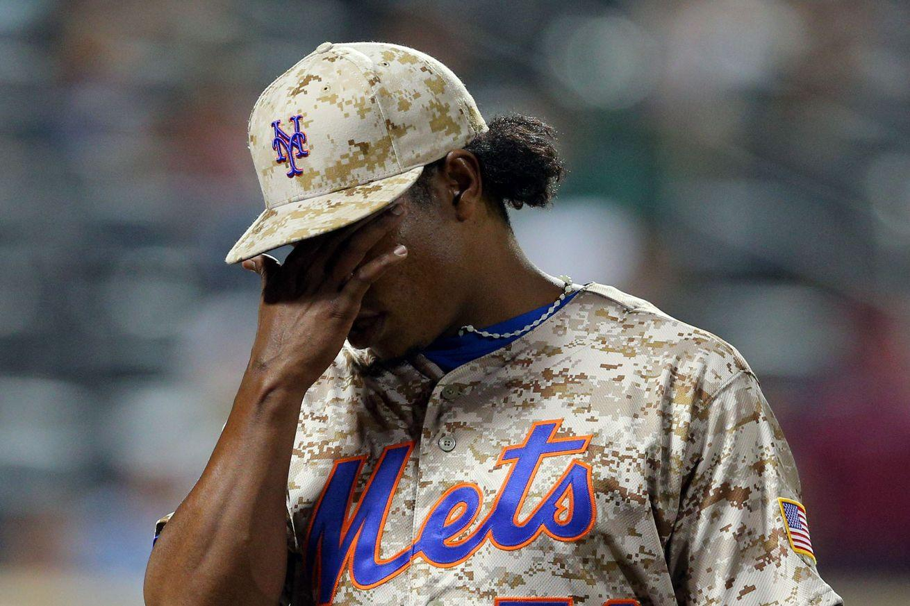 Jenrry Mejia just made the worst kind of baseball history
