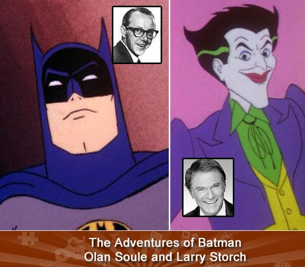 The Adventures of Batman -- Olan Soule and Larry Storch
