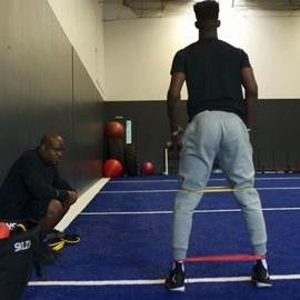 Get Great Glute Activation with NBA All-Star Jimmy Butler