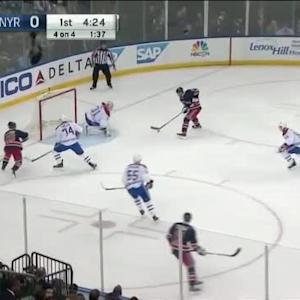 Carey Price Save on Dan Girardi (15:39/1st)