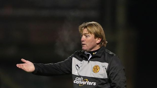 Stuart McCall believes his Motherwell side have been 'fortunate with injuries'
