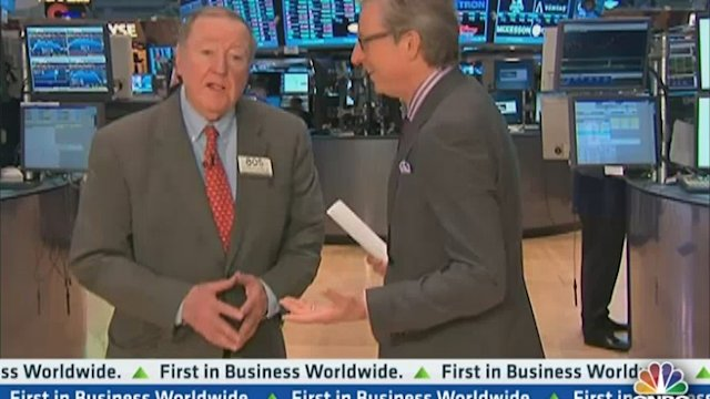 Art Cashin: This Could Send Markets &#39;Parabolic&#39;