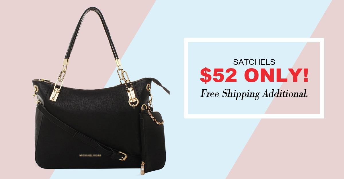Excellent Quality Bags Only $52! Purchase Now!